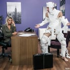 Rachel RoXXX in 'The Office Mummy'