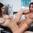 Monique Alexander in 'Going HAM On The Nurse'