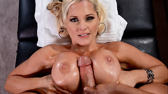 Alena Croft in Oiling A Whore