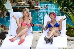 Anna Bell Peaks - Milfs On Vacation- Part 2 | Picture (1)