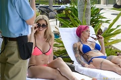Anna Bell Peaks - Milfs On Vacation- Part 2 | Picture (9)