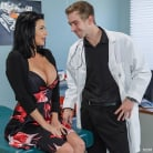 Veronica Avluv in 'Mom Visits Doc'