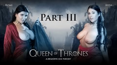 Ayda Swinger - Queen Of Thrones - Part 3 (A XXX Parody) | Picture (6)