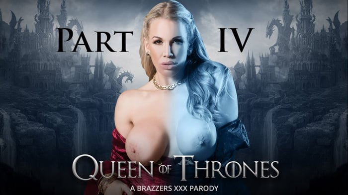 Ella Hughes in Queen Of Thrones - Part 4 (A XXX Parody ...
