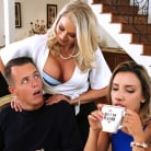 Katie Morgan in 'Massaged By Her Mother'