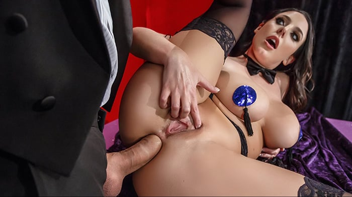 Angela White in The Magician's Ass-istant