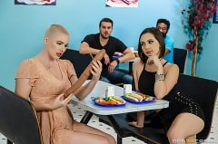 Jenna Sativa - A Lunchtime Licking | Picture (1)