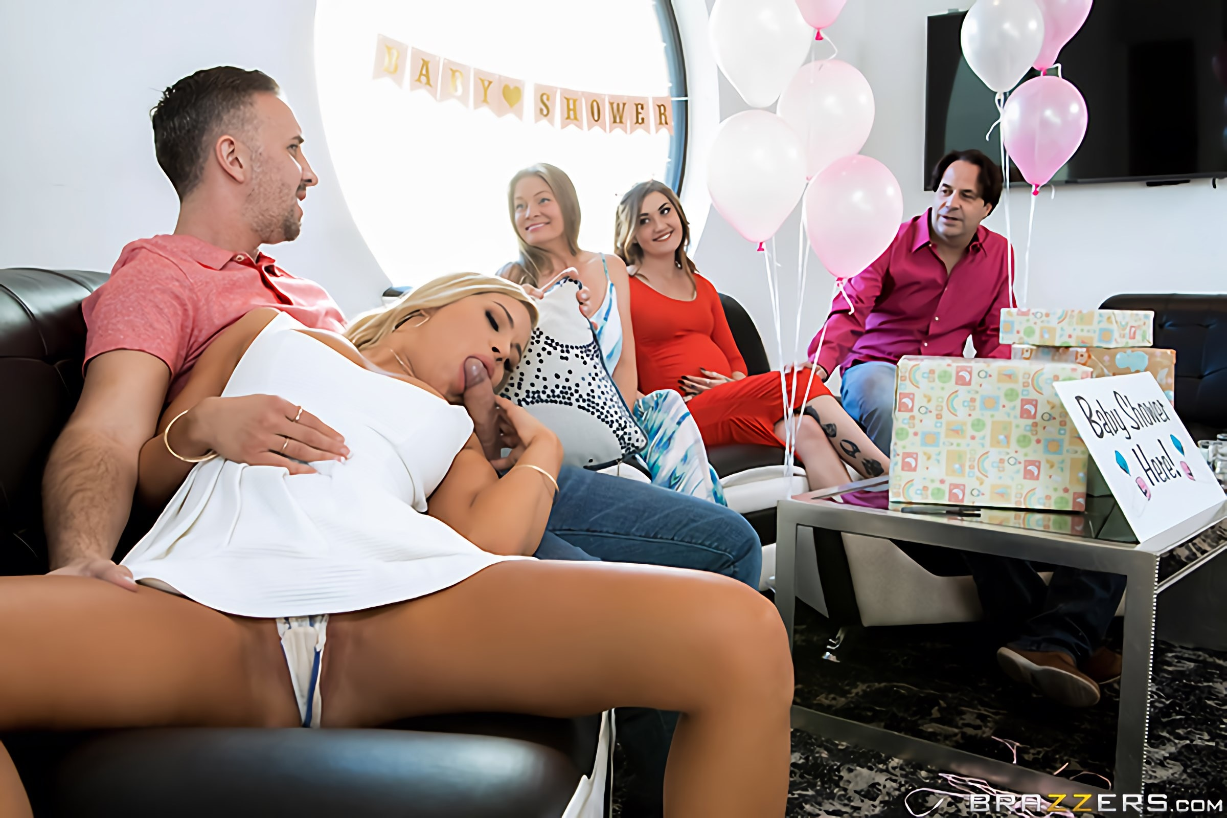 Kendall Kayden - Busted At The Babyshower | Picture (1)