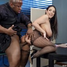 Angela White in 'Full Service Banking'
