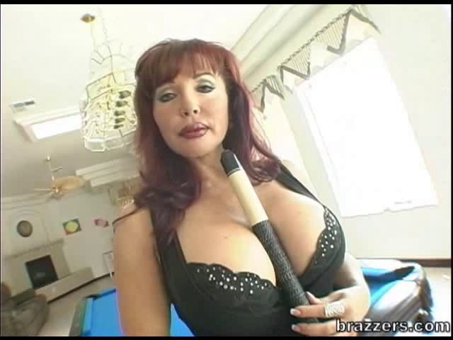 Sexy Vanessa in Hot Busty Milf Nymph Vanessa