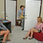 Darryl Hanah in 'Office Threeway'