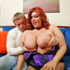 Eden in 'Eden Huge Titts Get Cummed On After A Long Fuck'