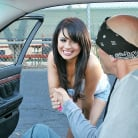Eva Angelina in 'Giving Eva A Ride...'