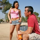 Audrey Bitoni in 'Park Stroll'