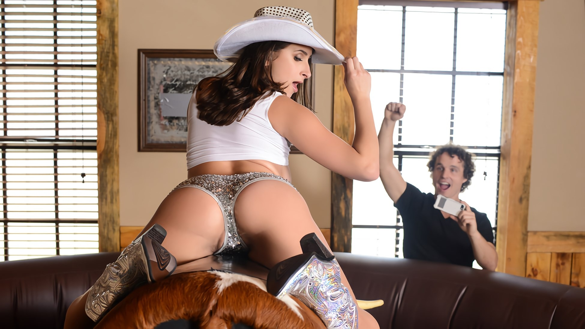 Ashley Adams - Bucked and Fucked | Picture (6)