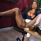 Susy Gala in 'Foot Clerk At Work'