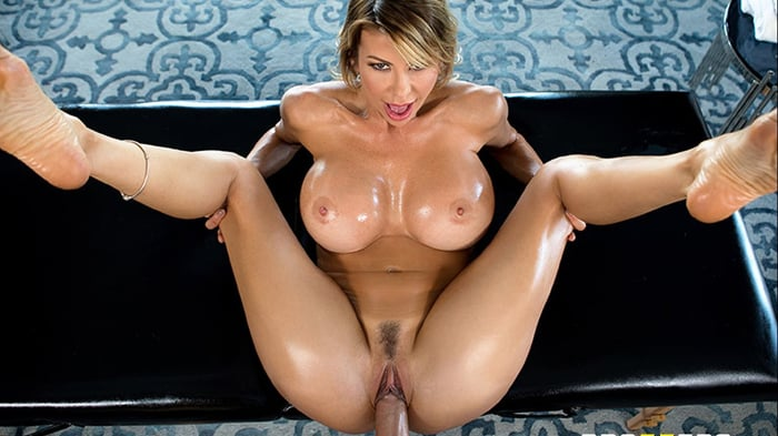 Alexis Fawx in A Treat For Her Feet