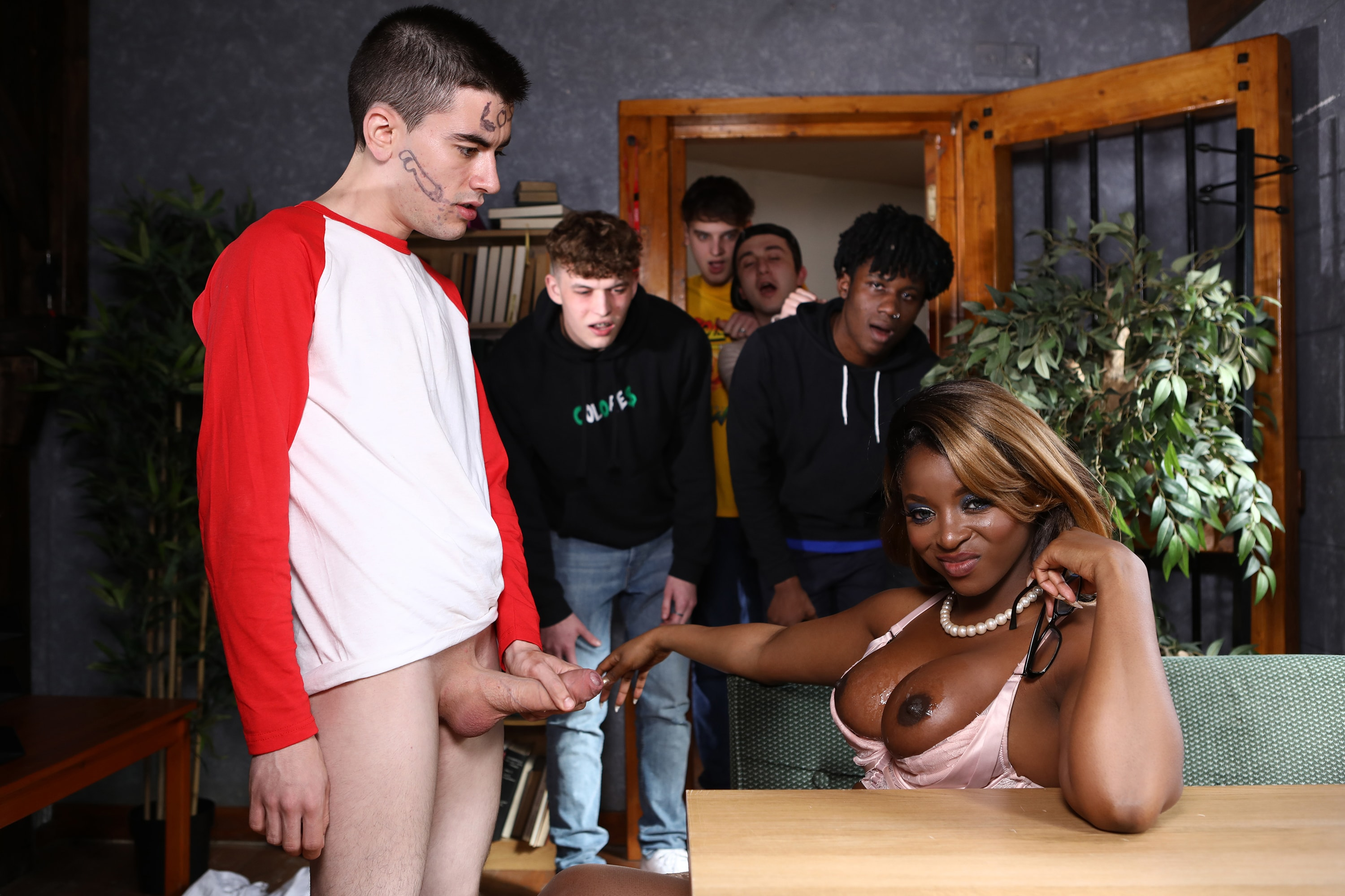 Jasmine Webb - Hardcore Initiation | Picture (5)