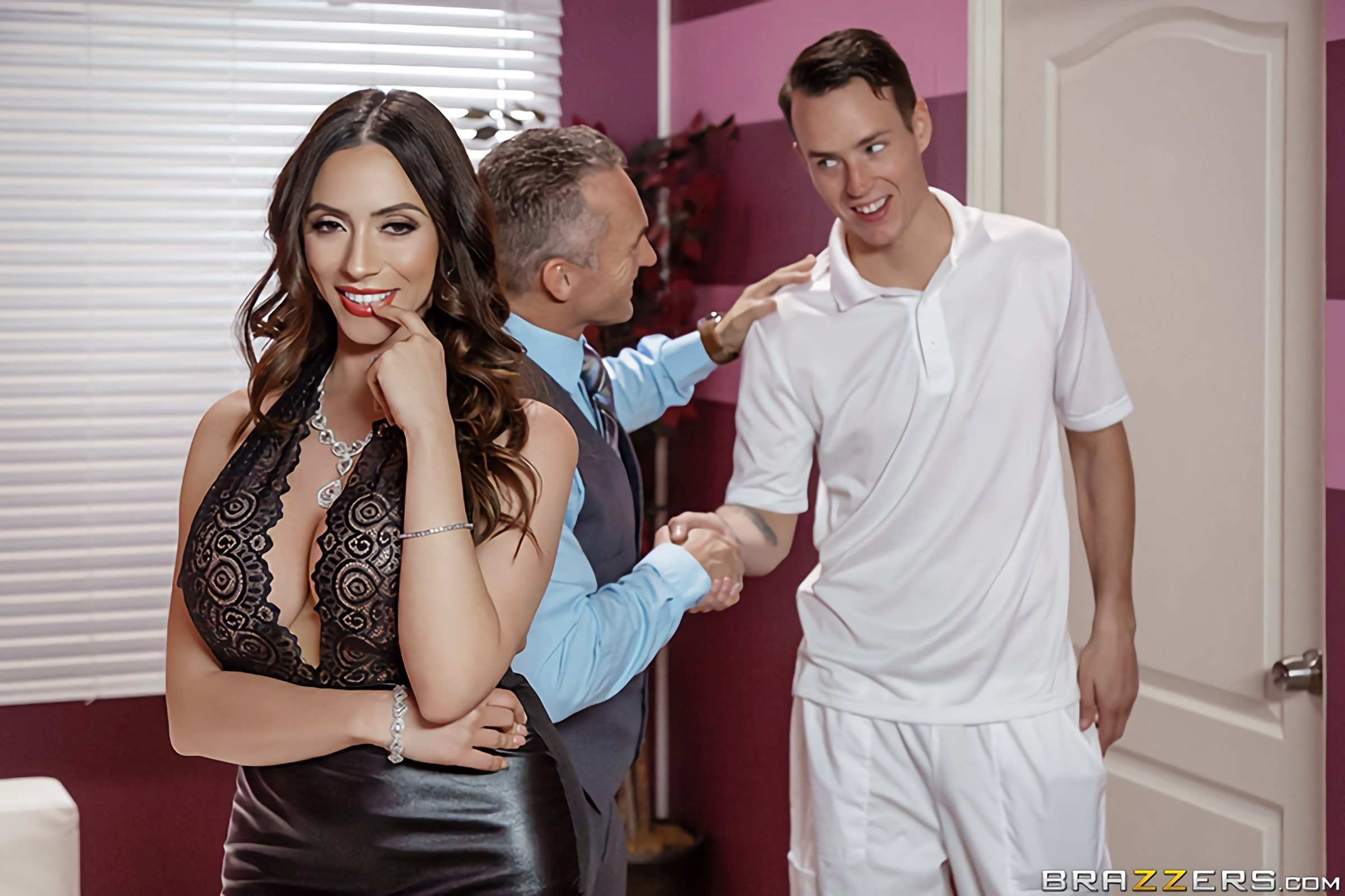 Ariella Ferrera - Polishing His Trophy | Picture (1)