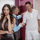 Ariella Ferrera in 'Polishing His Trophy'