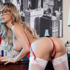 Cherie Deville in 'The Mad Dr. Deville'