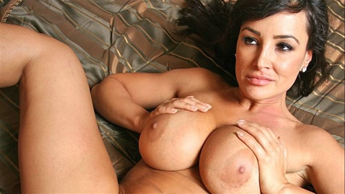 Lisa Ann in Rough rider