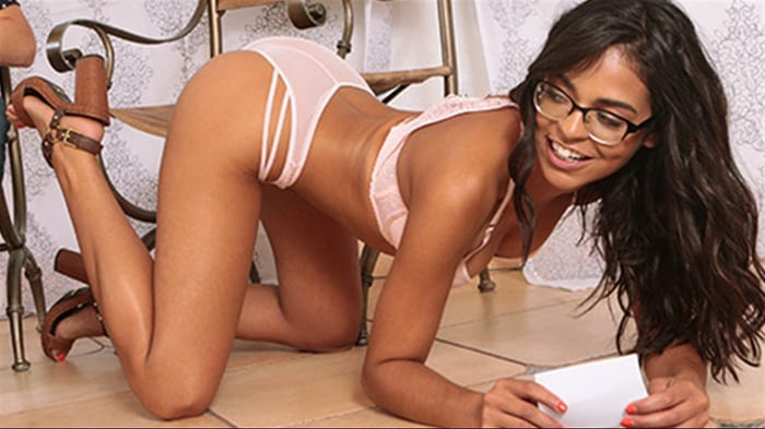 Vienna Black in Slutty Study Time