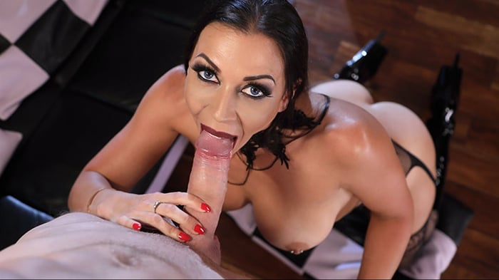 Rachel Starr in Ghost Humping