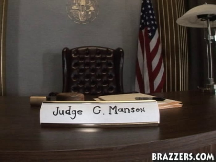 Candy Manson in Court Ordered Fuck