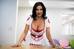 Jasmine Jae - Waking Up The Comatose Cock | Picture (1)