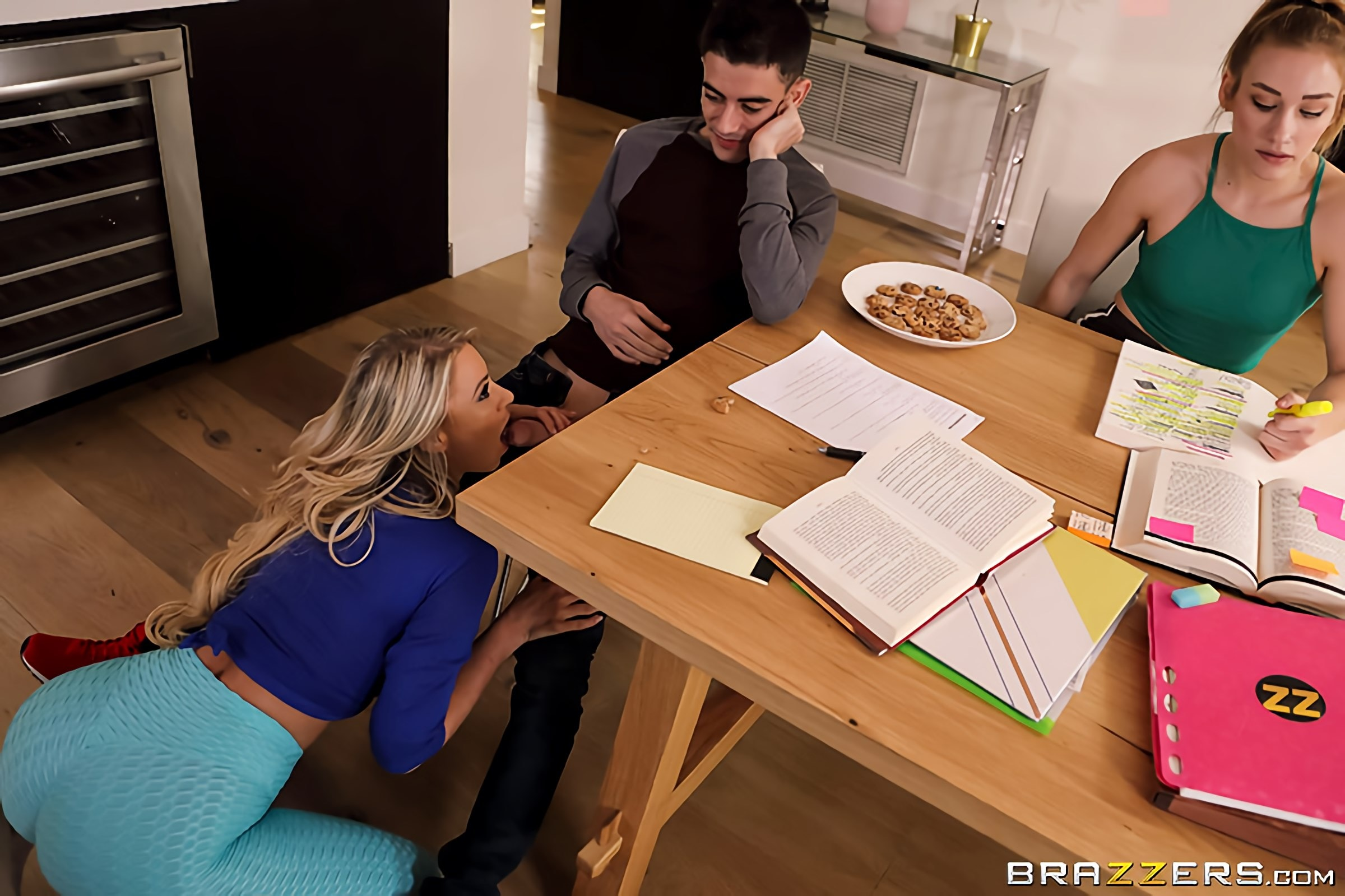 Katie Morgan - Mommy Fucked My Study Buddy! | Picture (2)