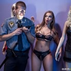 Britney Amber in 'The Mannequin and the Security Guard'