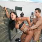 Mariah Milano in 'Banged in the Back Alley'