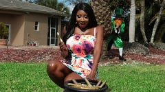 Diamond Jackson - A Pot of Golden Dildos | Picture (6)