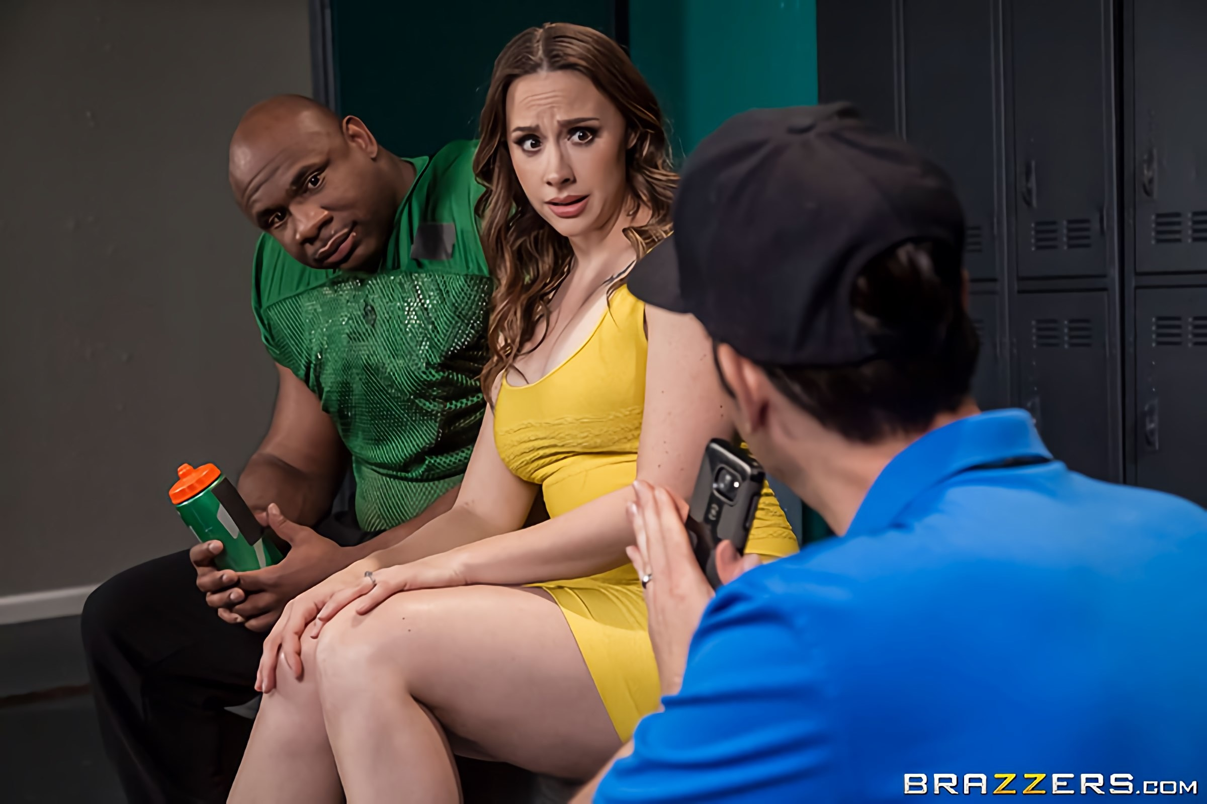 Chanel Preston - Cucking The Coach | Picture (2)
