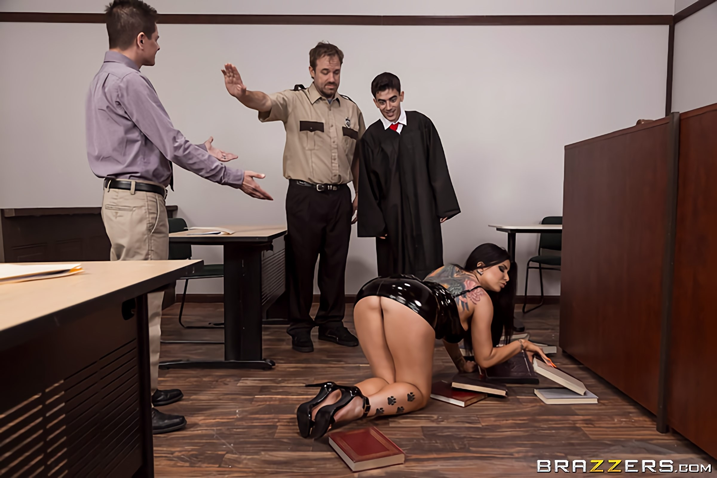 Romi Rain - Judge Jordi: Anal About Alimony | Picture (2)