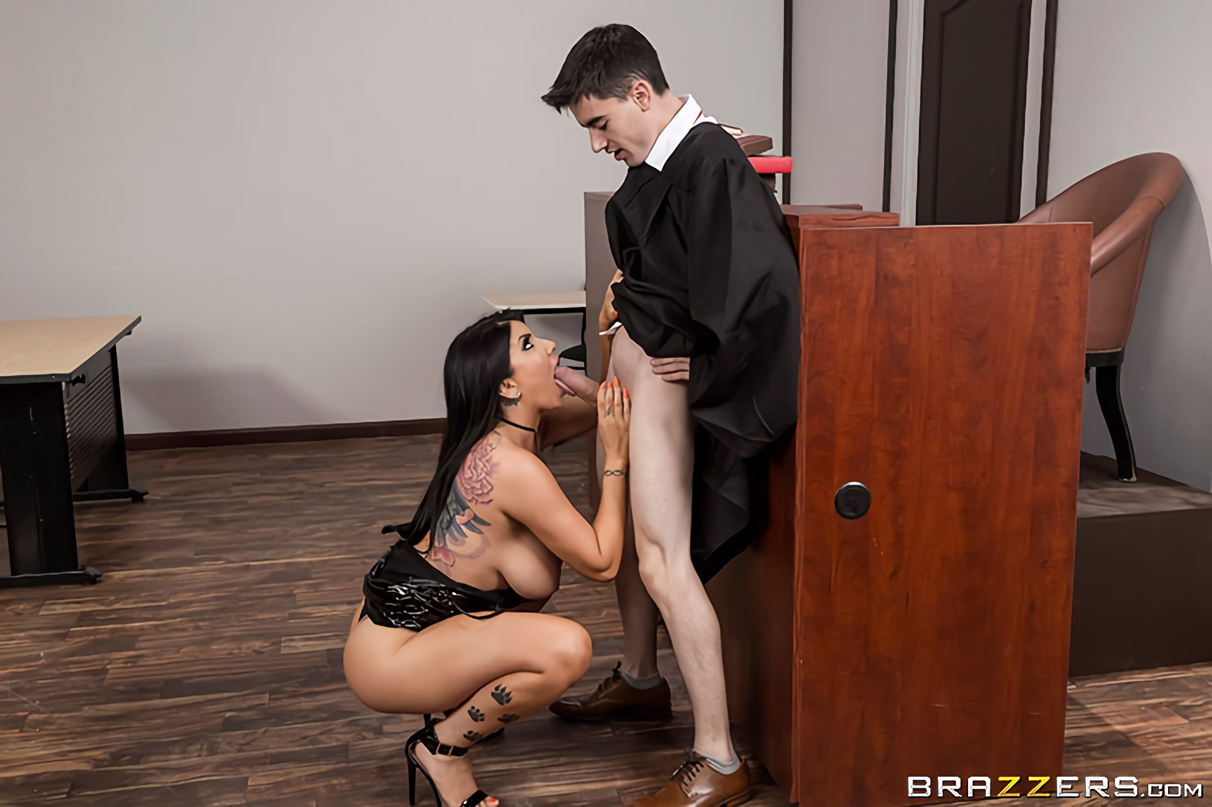 Romi Rain - Judge Jordi: Anal About Alimony | Picture (4)
