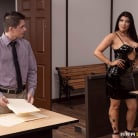 Romi Rain in 'Judge Jordi: Anal About Alimony'