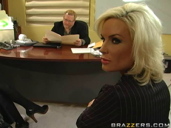 Diamond Foxxx in Big Cock Inheritor
