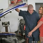 Devon Lee in 'Getting screwed by the Mechanic'