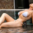 Romi Rain in 'Pounded By The Pool'