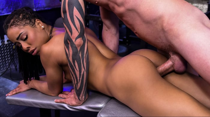 Kira Noir in Push It To The Limit