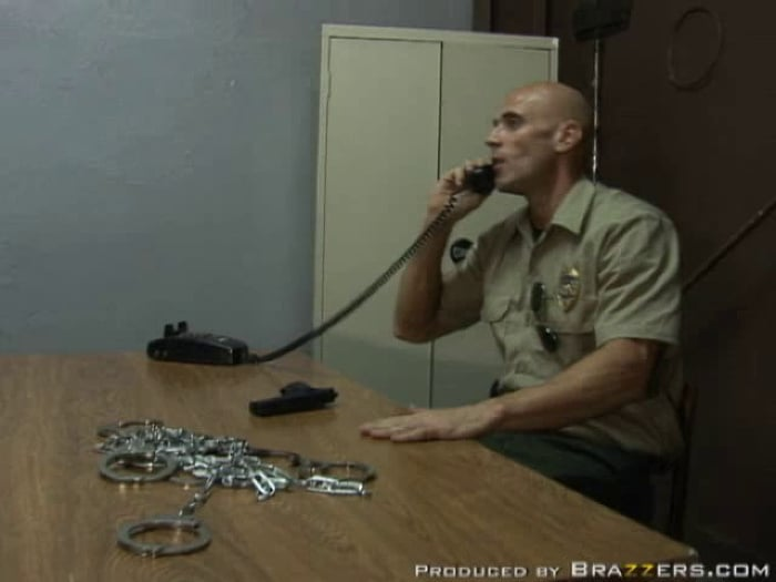 Shyla Stylez in New Meat In Jail