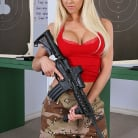 Jessica Lynn in 'You Like Guns Try This One'