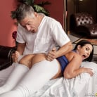 Angela White in 'Assential Oil'