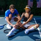 Gina Valentina in 'Tennis Balls Deep'