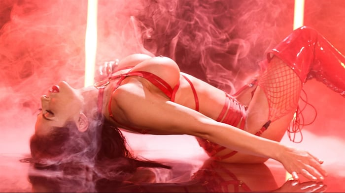 Madison Ivy in Red Hot