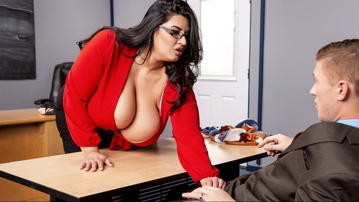 Sofia Rose in Disciplinary Action
