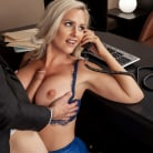 Alena Croft in 'She's A Smooth Operator'