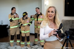 Brandi Love - Red-Hot Calendar Shoot | Picture (1)